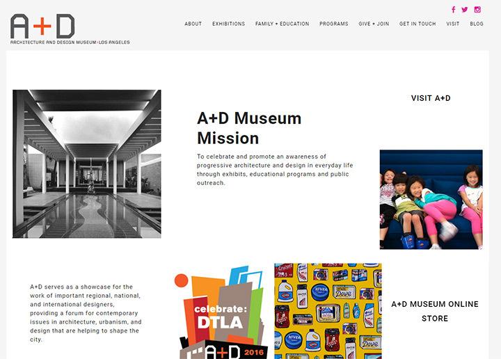 Architecture + Design Museum