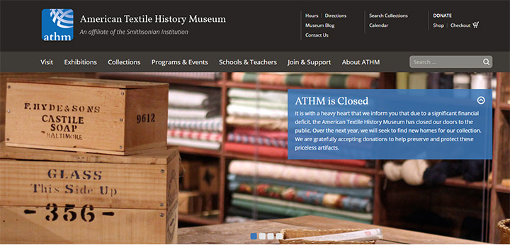 American Textile History Museum